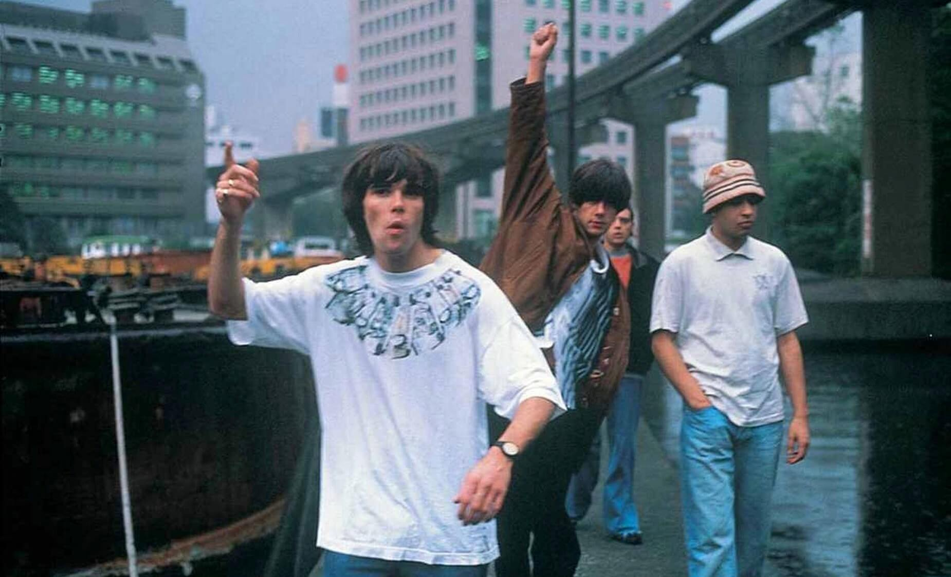 Stone Roses New Track