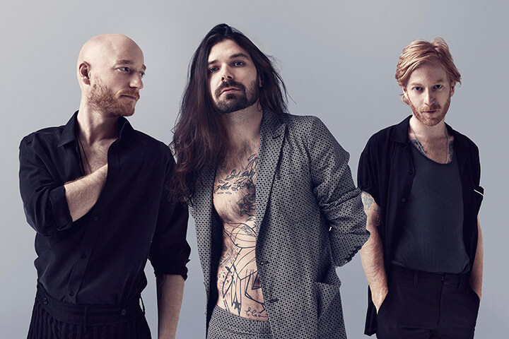 Biffy Clyro 2016 Tour