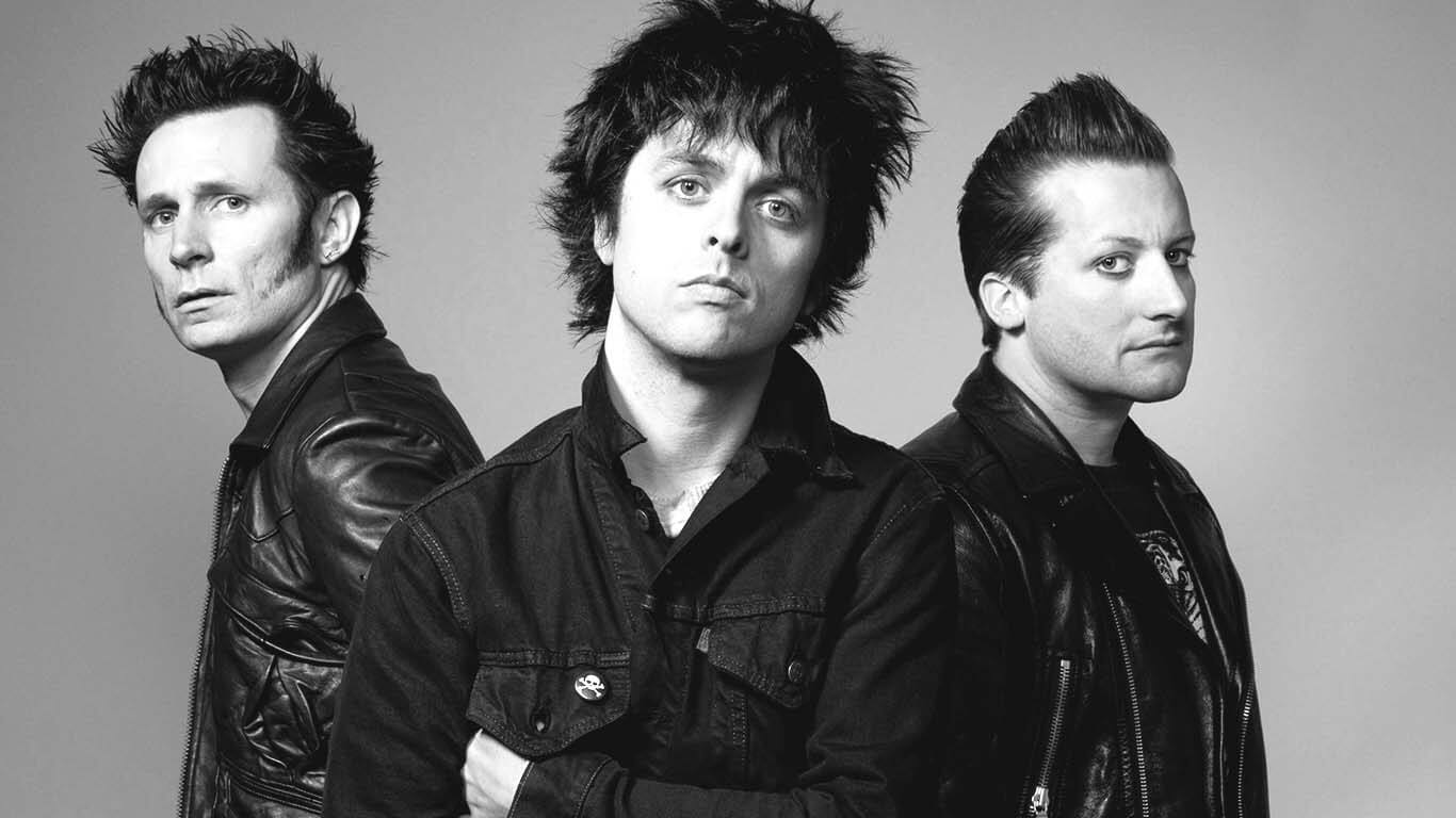 green day of the finger