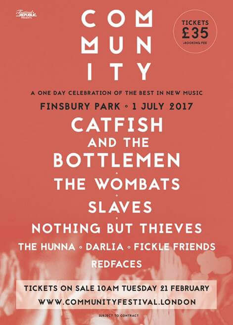 Finsbury Park Community Festival