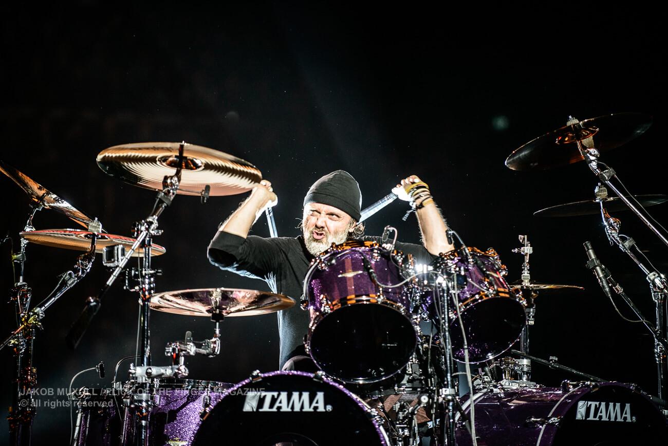 Metallica Tour Uk