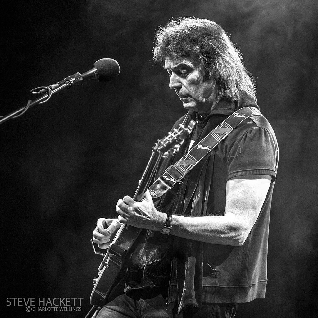 Interview steve hackett flick of the finger hexwebz Gallery
