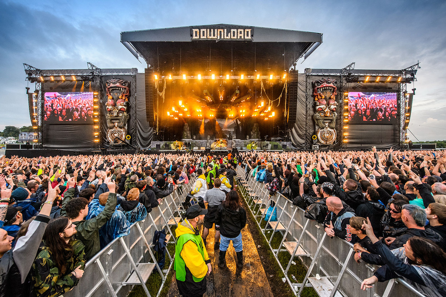 FOTF Download Festival 2017 Review - Flick Of The Finger