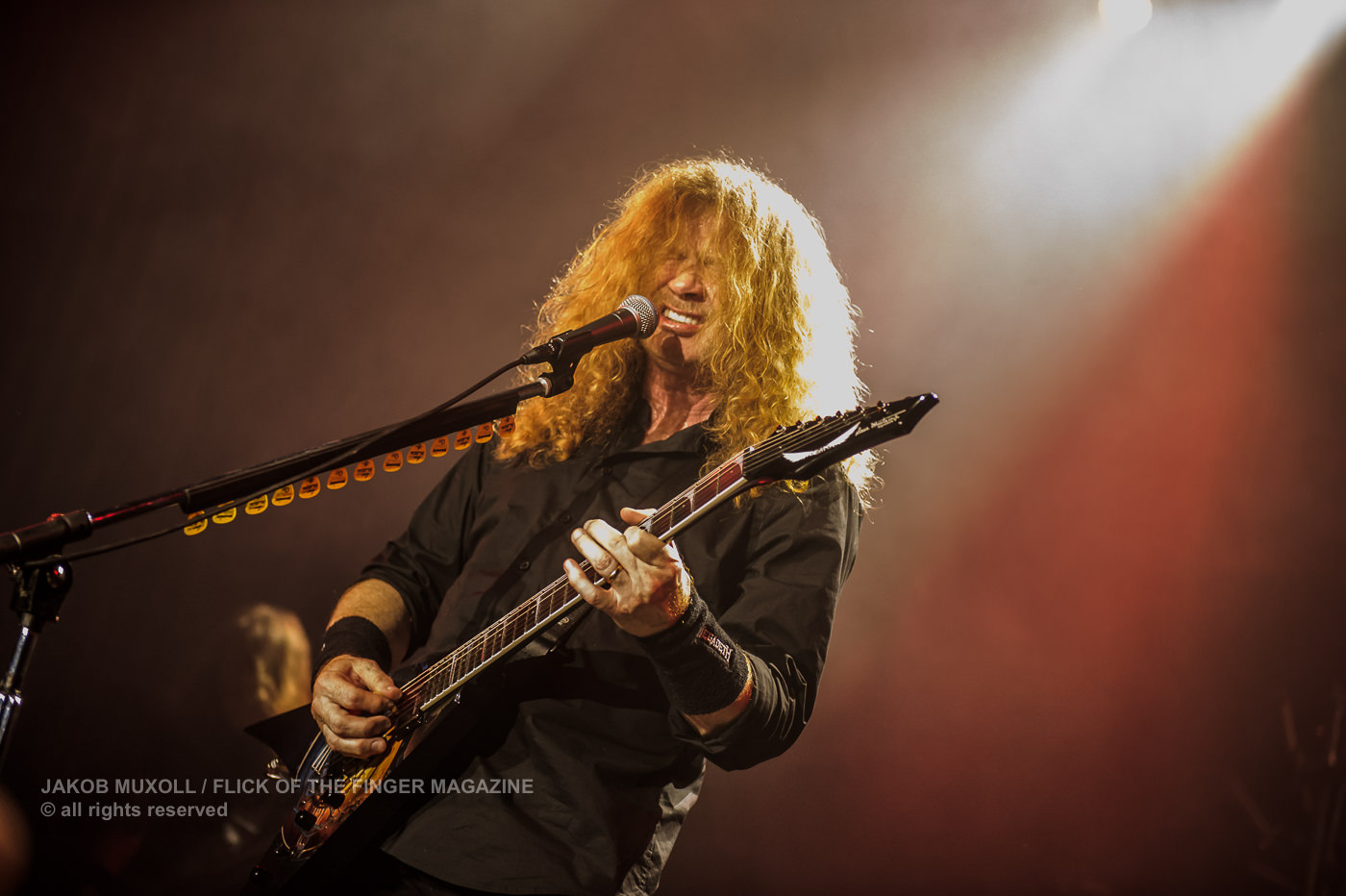 Dave mustaine photo gallery Metallica: The early days in pictures Music The Guardian