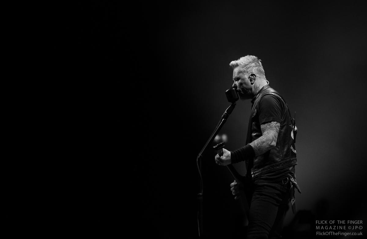 Metallica Tour Uk Support