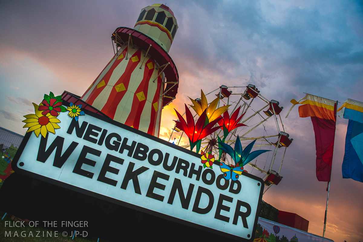 Neighbourhood Weekender Fan Reviews Now Open