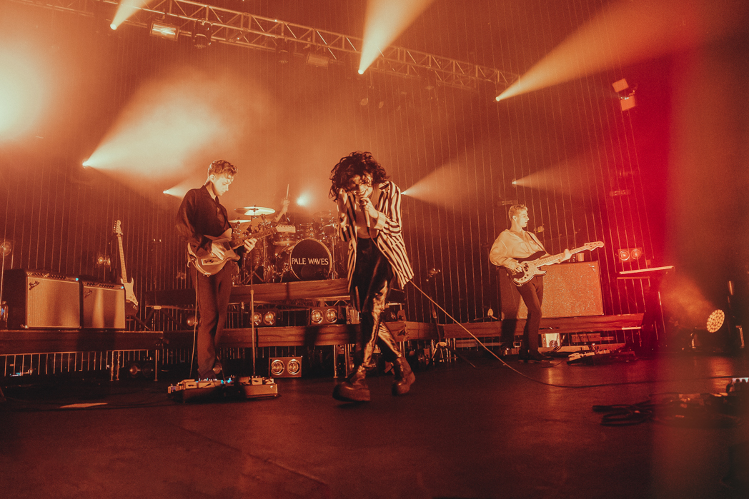 Pale Waves live in Birmingham – 24.09.19