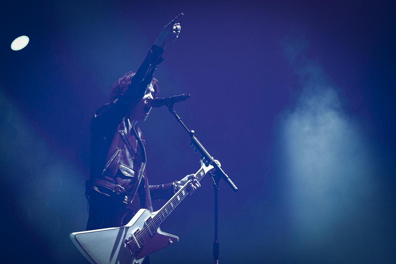 LIVE: Halestorm, Cardiff Arena