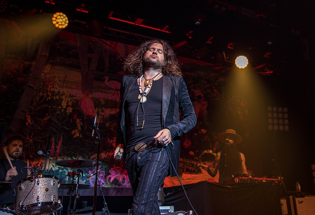 Live Review: Rival Sons, Bristol 02 Academy.