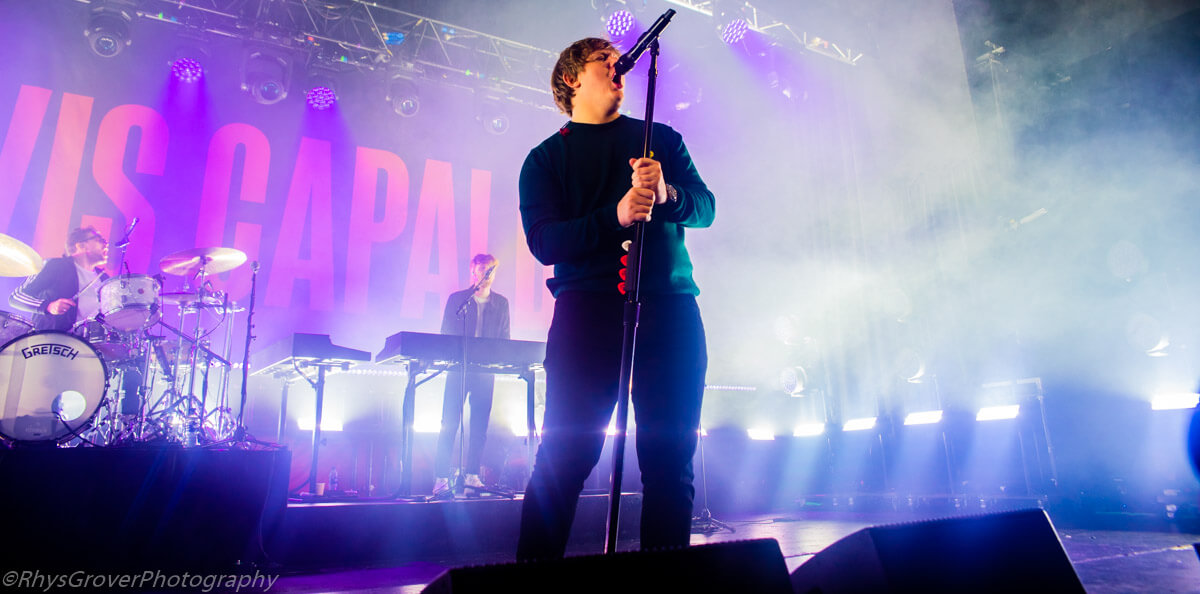 Live : Lewis Capaldi Live At Manchester Academy