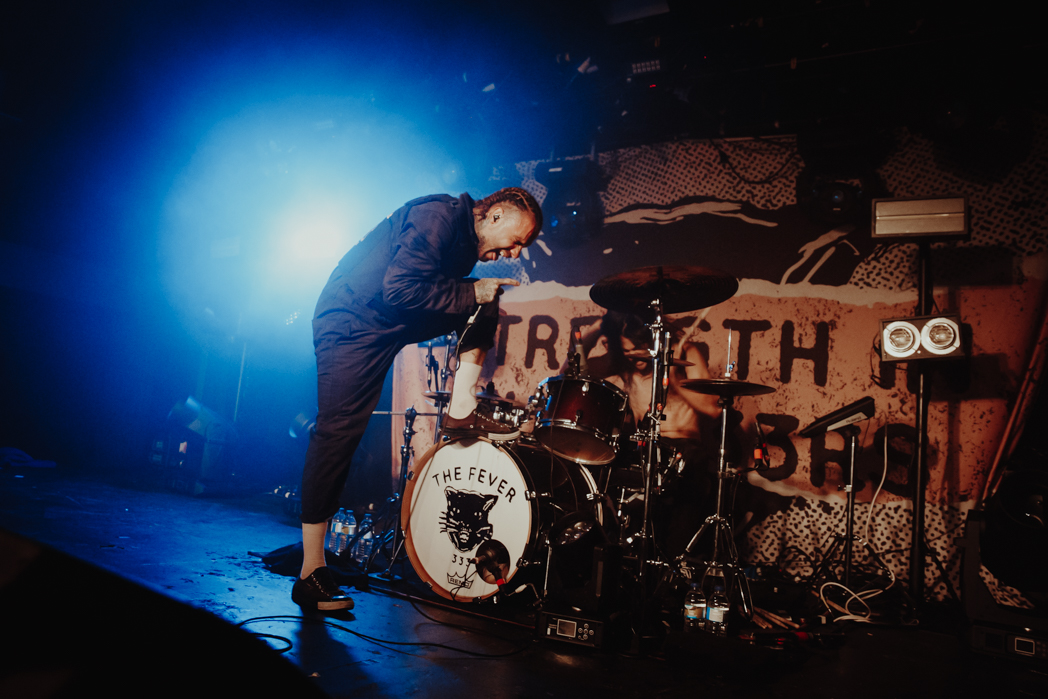 LIVE REVIEW: Fever 333, Birmingham,Demonstration, 02.11.19