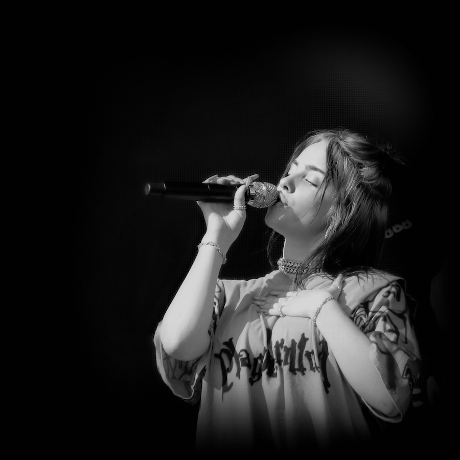 Billie Eilish Leeds Festival