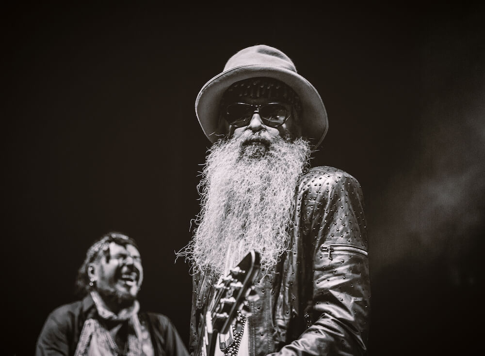 Billy F Gibbons, 02 Shepherds Bush