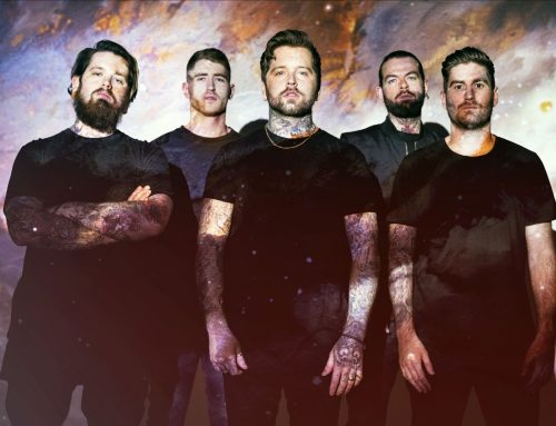 Bury Tomorrow Announce Huge UK/EU Tour For 2021