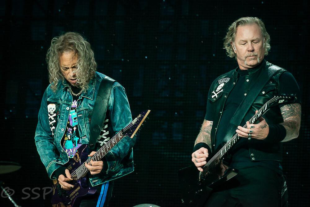 Metallica Etihad Stadium