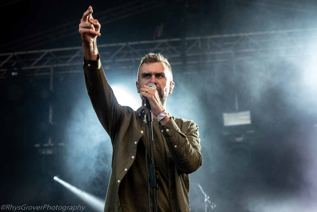 Reverend And The Makers - Cotton Clouds 2019