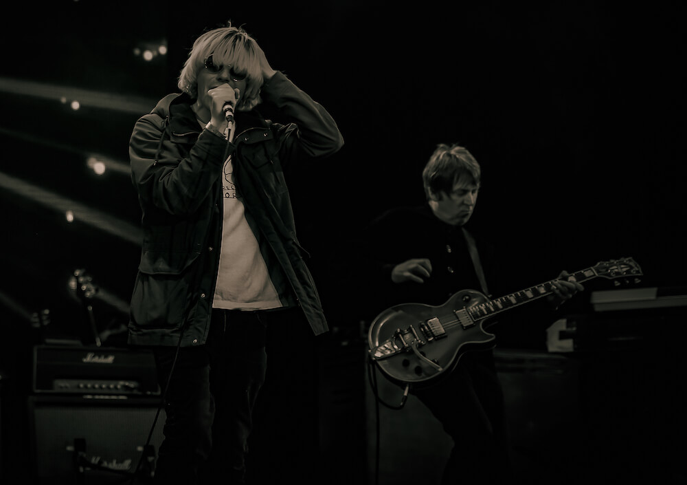 The Charlatans Pennfest 2017