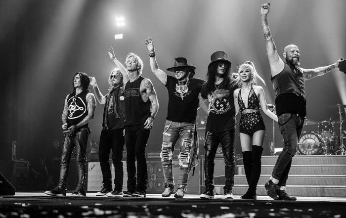 Guns n Roses Tickets London