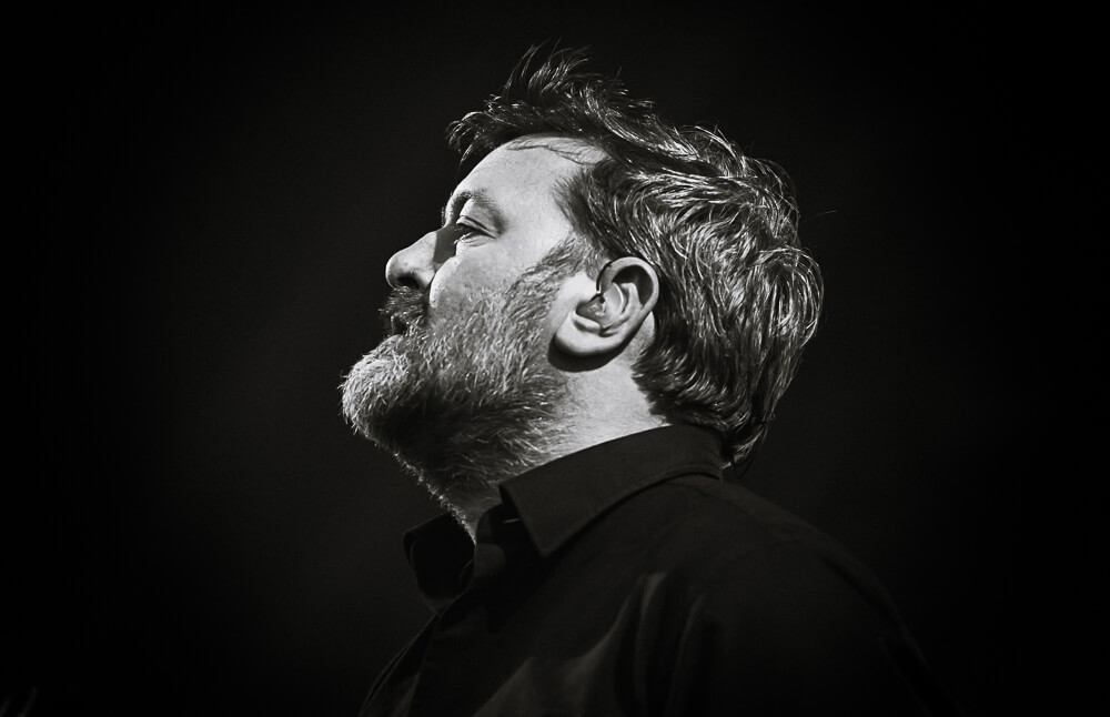 Guy Garvey Music In The City Castlefield Bowl Manchester