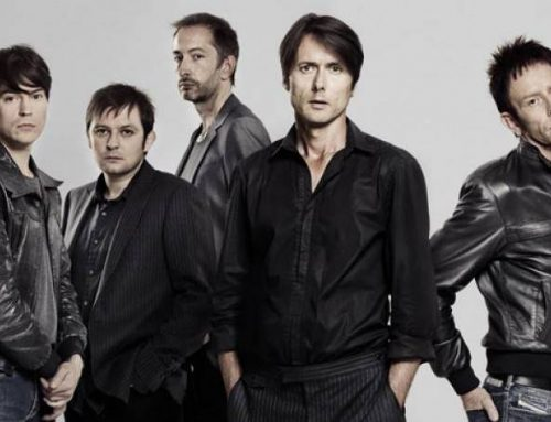 Suede Announce An Extended Run of Dates For 2020