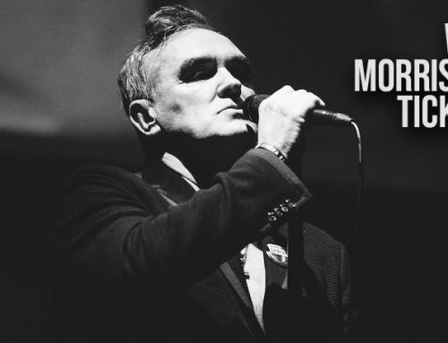 Win Morrissey Tickets For Leeds & London