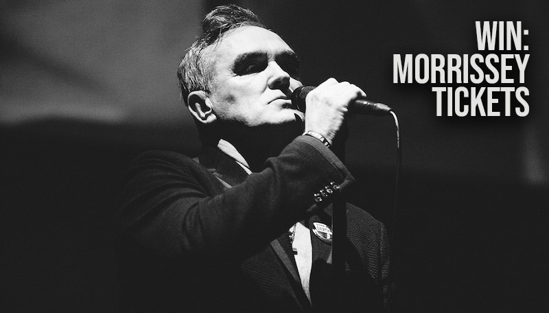 Win Morrissey Tickets