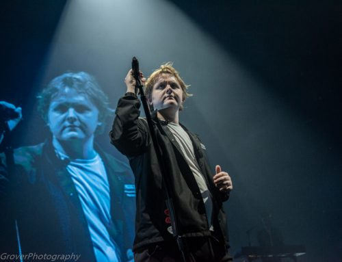 Lewis Capaldi Kicks Off Latest Tour In Manchester
