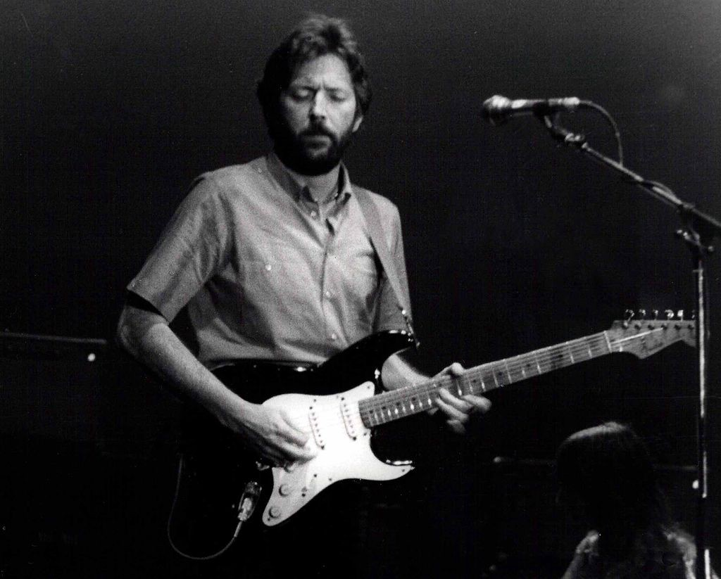 Eric Clapton Christies Auction 1999