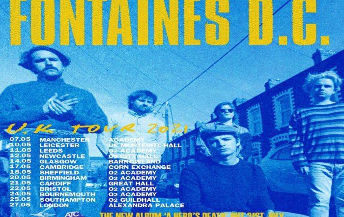Fontaines DC Tour