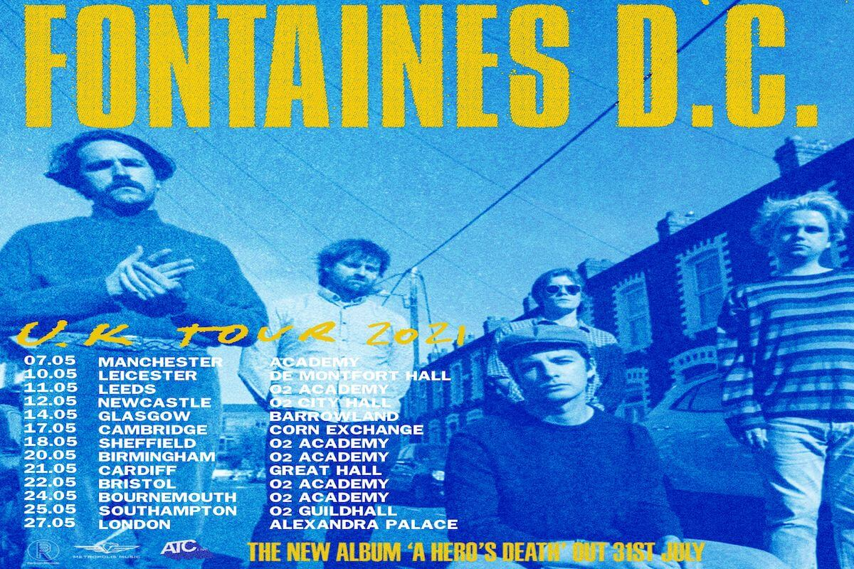 Fontaines DC Tour