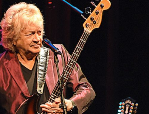 Interview: John Lodge Talks New Music