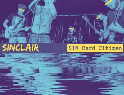 New Music: Sinclair – SIM Card Citizen