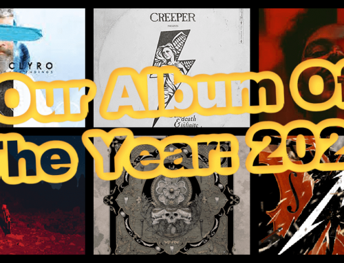 Our Album Of The Year: Ego Kill Talent and TOVA