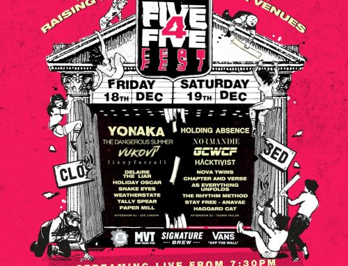 Five4Five Festival Returns This Month With Another Impressive Line-Up