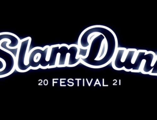 Rescheduled Slam Dunk Festival Announce September 2021 line-up