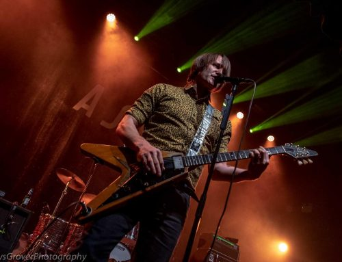 Review: Ash Live In Manchester
