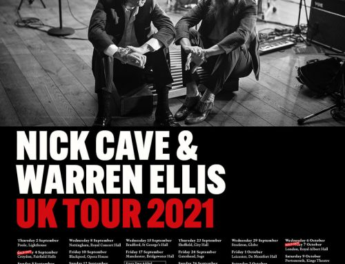 Nick Cave and Warren Ellis Tour As A Duo For First Time