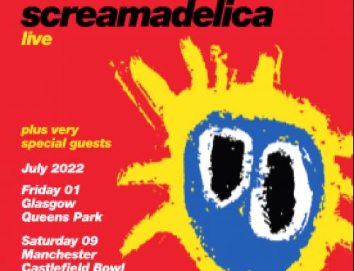 Primal Scream Announce 'Screamadelica' Live Dates