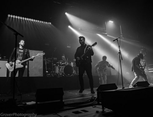 Live: Nothing But Thieves In Manchester