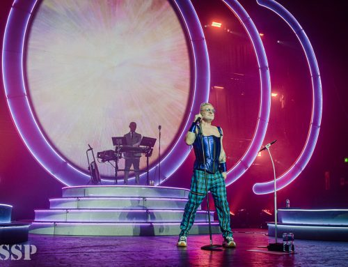 Live: Erasure Perform In Manchester