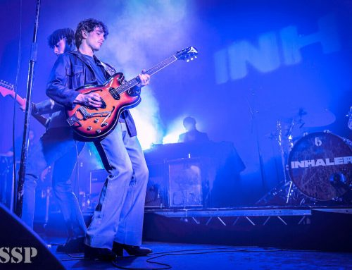 Live: Inhaler Wrap Up Tour In Manchester
